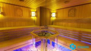 Строительство финской сауны на даче