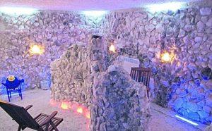 Обслуживание соляных пещер