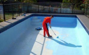 Гидроизоляция и декор для бетонных бассейнов
