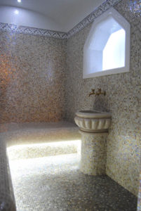 Строительство турецкого хамама