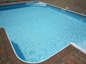 Скиммерная чаша бетонная